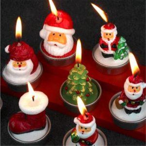 Jesuskart Christmas 2018 3pcs SantaCandle (10)