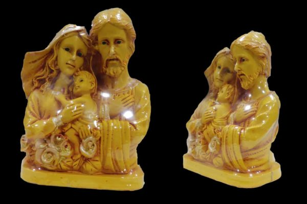 Jesuskart-Holy Family Matt FInish bl