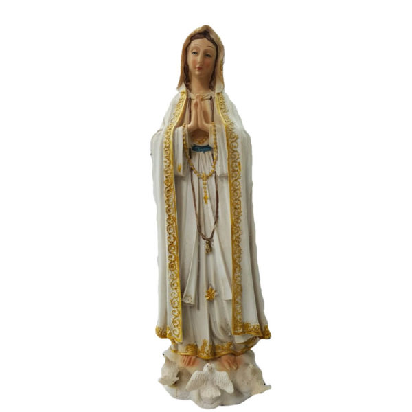 Jesuskart-Our Lady of fathima-12 Inch-1foot statue