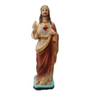 Jesuskart-Sacred Heart of Jesus 12 inch Statue