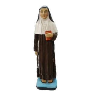 Jesuskart-St Alphonsa 12 inch-1 foot catholic statue
