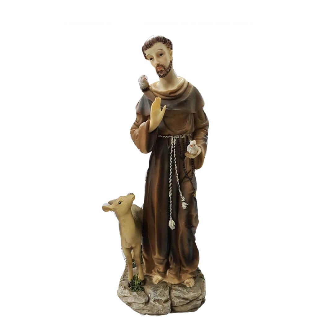 Jesuskart-St-Francis-of Assisi-12 Feet Statue