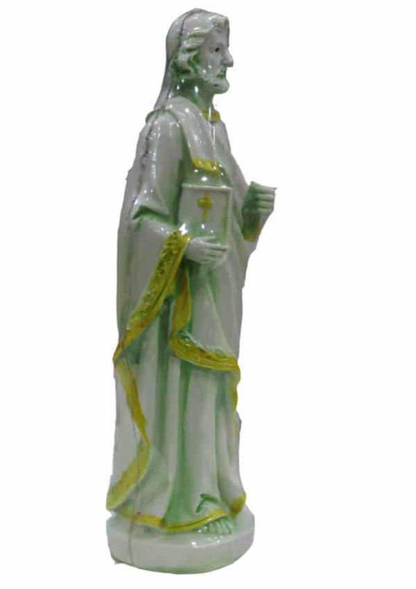 Jesuskart-St Peters Statue 7.9-inch
