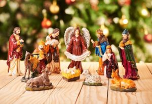 NOEL'S NATIVITY COLLECTION - 6 Inch SET OF 12 FIGURINE